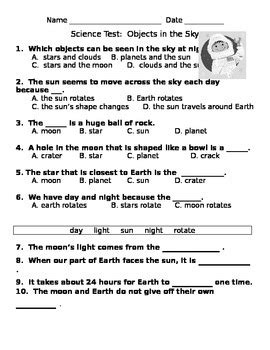 science test objects   sky space   jacoby jungle