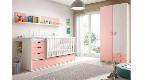 chambre enfant fille complete chambre de b 233 b 233 fille compl 232 te avec lit 233 volutif
