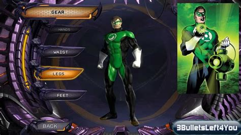 dc universe character creation hal green lantern