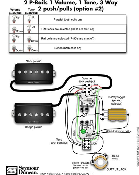 3 P90 Wiring Diagram by ป กพ นในบอร ด Wiring Diagrams