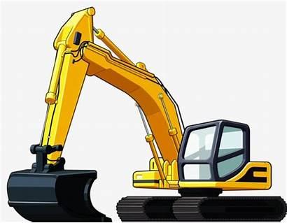 Backhoe Clipart Construction Project Digging Site Webstockreview