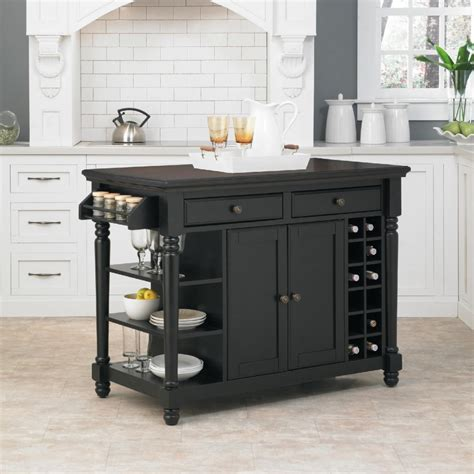 portable kitchen island for easy and smart living ideas