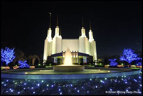 mormon temple light displays around the world memes