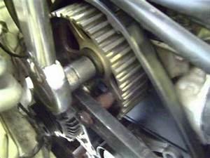 Removing the Crankshaft Damper Pulley 2001 Dodge Neon