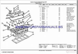 Chrysler Dodge Sebring Fj Parts Catalog  Part 2  1997