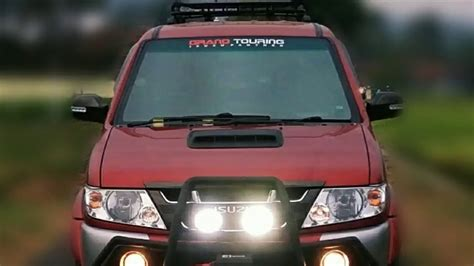 Modifikasi Isuzu Panther by Modifikasi Isuzu Panther Simpel Cool