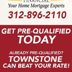townstone financial    reviews mortgage