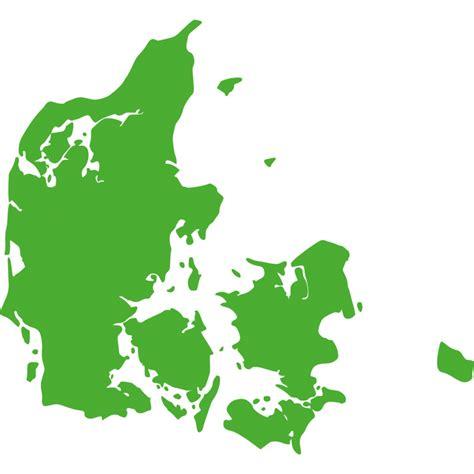 wallsticker map danmarkskort stor molokaba