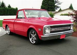 1970 CHEVROLET C-10 CUSTOM PICKUP - 61076