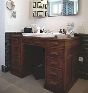 Relooker Meuble Salle De Bain : diy meuble de salle de bains 3 id es pour un relooking d co salle de bain restauration ~ Melissatoandfro.com Idées de Décoration