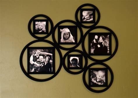 cadre photo mural pas cher 5 cadre d 233 coration noir mural jpg ukbix