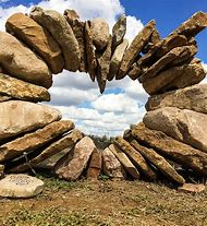 Stone Stacking Rock Art