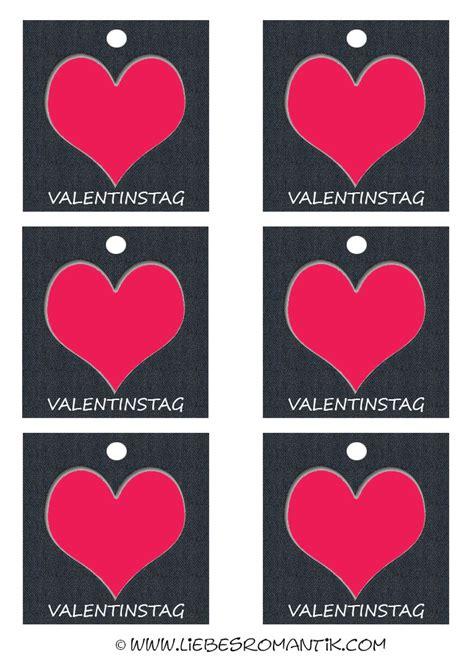 geschenkanhaenger valentinstag zum ausdrucken liebesromantik