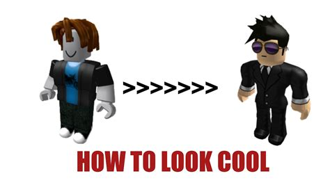 How To Make Your Roblox Avatar Cool (without Robux