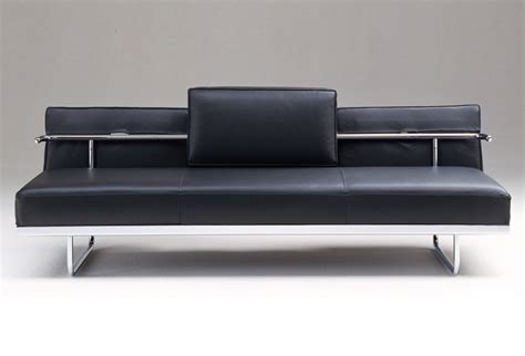 le corbusier canape canapé lc5 mobilier intérieurs