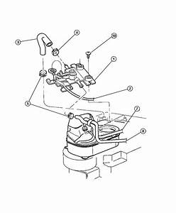 1999 Jeep Grand Cherokee Hose  Heater Core To Engine  Air