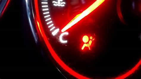 airbag light on reset srs light on 2005 honda civic autos post