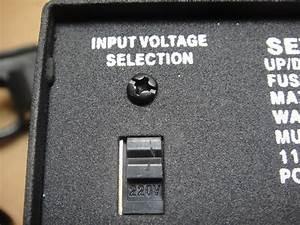 Seven Star Tc500 500w Step Up Step Down Voltage Converter