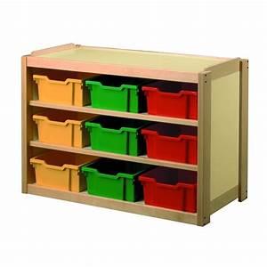 Meuble Casier Rangement : meuble de rangement 9 casiers fabricant mobilier scolaire ~ Teatrodelosmanantiales.com Idées de Décoration