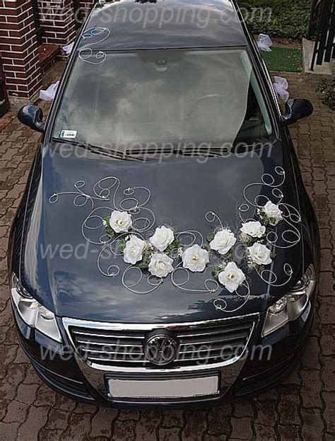 decoration voiture mariage pas cher decoration voiture de mariage pas cher images