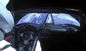 Voiture Tesla Dans L Espace : tesla roadster la premi re voiture vous saluer de l espace ~ Medecine-chirurgie-esthetiques.com Avis de Voitures