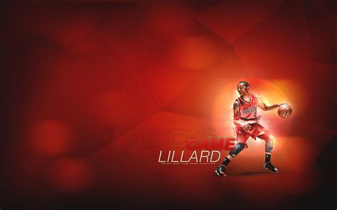 damian lillard backgrounds wallpapers desktop