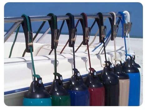 Boat Fender Hangers by Boat Fenders Teamtalk