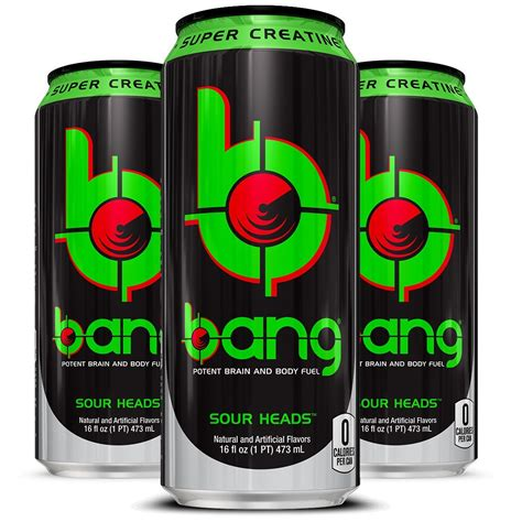 Bang Energy Drink Campusprotein