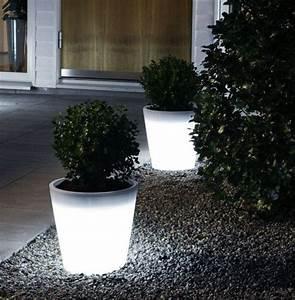 25 best ideas about fleurs exterieures on pinterest With superb idee de deco jardin exterieur 3 idee jardin moderne decoration avec pot de fleur design
