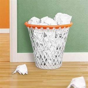 Panier Basket Chambre : corbeille papier panier de basket rangement bureau pinterest panier de basket corbeille ~ Teatrodelosmanantiales.com Idées de Décoration