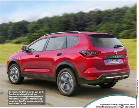 Futur Dacia 2020 by 2020 Dacia Grand Suv