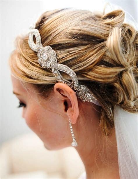 headband wedding hairstyle wedding pinterest updo