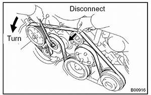 squeaky noise from the timing belt clublexus lexus With 2003 lexus ls 430 serpentine belt routing and timing belt diagrams