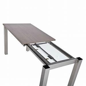 Table Rectangulaire Avec Rallonge : table de jardin rectangulaire avec rallonge ~ Teatrodelosmanantiales.com Idées de Décoration