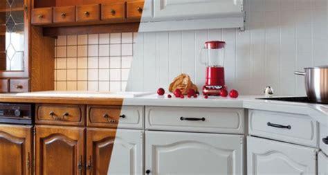 refaire sol cuisine utiliser la peinture carrelage pour repeindre sa cuisine