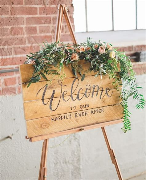 Rustic Wedding Sign Hot Branded Wood Welcome To Our