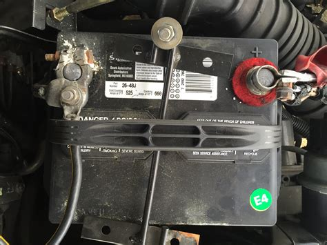 replace  corroded car battery terminal ifixit