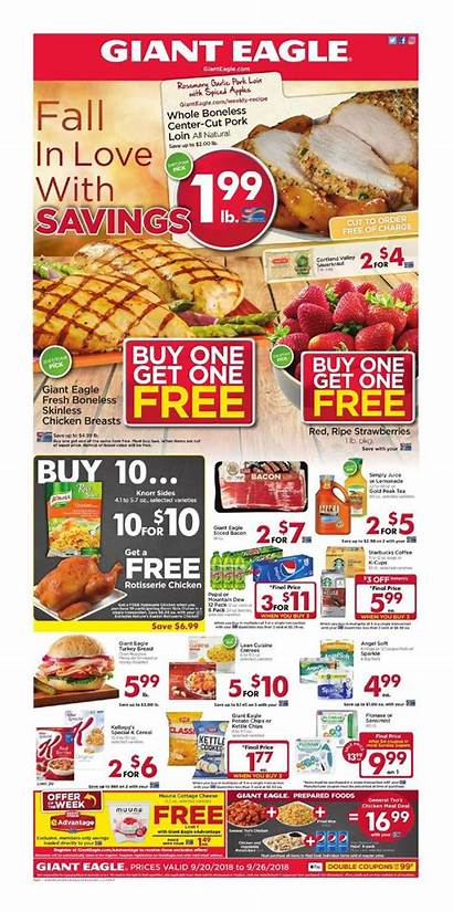Giant Eagle Weekly Ad Printable Coupons Flyer