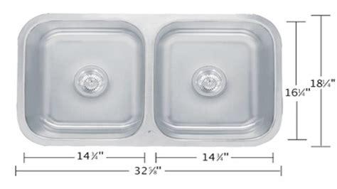 standard double sink size kitchen sinks sizes standard size double sink bathroom