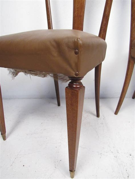 vintage italian dining chairs for sale at 1stdibs