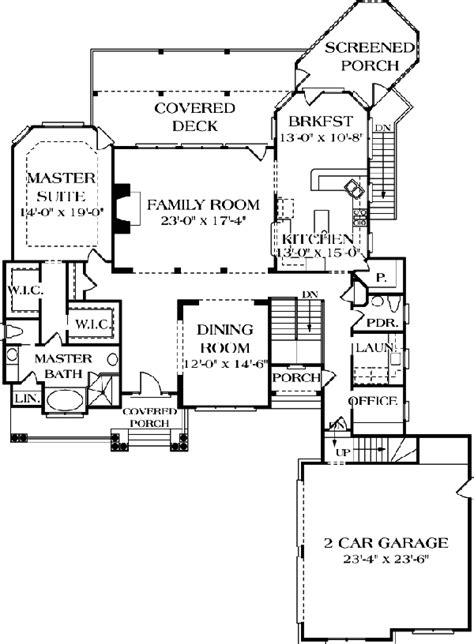 Portsmouth House Plan - 2143   Future Home   House plans