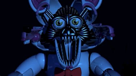 Fnaf Sl Funtime Foxy Jumpscare By Thetuberderpsfla On