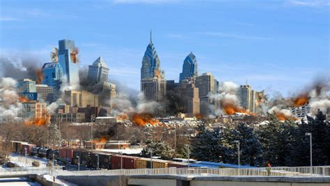 Confident Philadelphia Officials Preemptively Raze Center ...