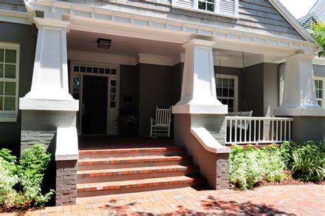 beautiful craftsman porches new suburb beautiful craftsman style remodel