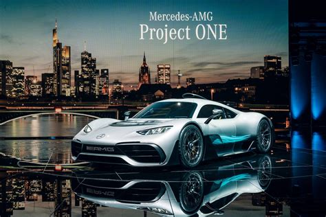 mercedes amg project    car