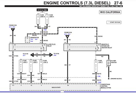 99 F350 Powerstroke Wiring Diagram by Ford F350 P0603