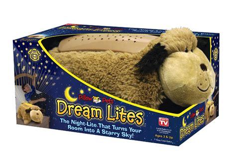 pillow pets lights pillow pet lites a snuggly nightlight for children