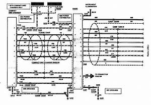 1996 Lincoln Town Car Radio Wiring Diagram