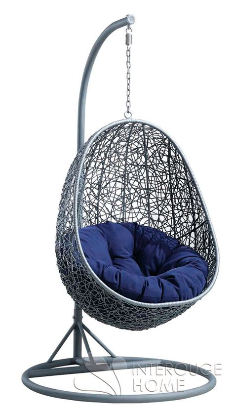 fauteuil suspendu r 233 sine tress 233 e dossier inclinable rallonge escamotable r 233 f nd14501 dreaming