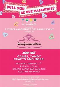 Private Valentines Day Event at Dylans Candy Bar ...